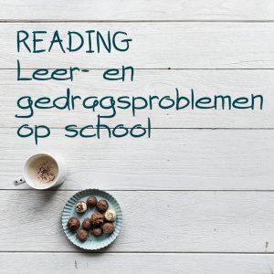 Reading nieuwetijdskind op school
